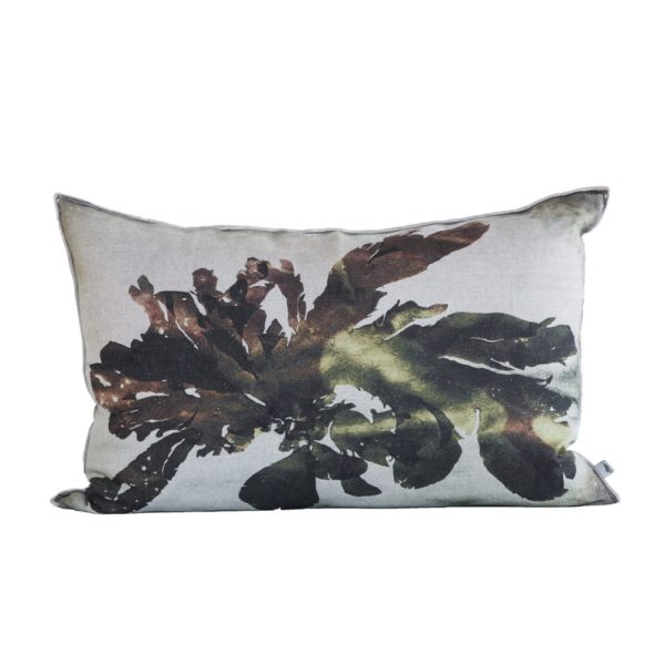 Pleasing Sea Algae Print Pillows Nitiphyllum Green Onthecornerstone Fun Painted Chair Ideas Images Onthecornerstoneorg